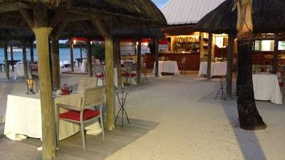 Île Maurice - Preskil Beach Resort - restaurant