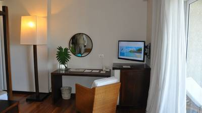 "Île Maurice - Solana Beach - chambre ""deluxe"""